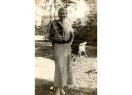 Elżbieta Kossak, matka Simony, słynęła z urody. Fot. archiwum rodzinne