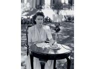 Elżbieta lubiła podróżować, urodzinowe przemówienie w 1947 roku nadawała z Cape Town w południowej Afryce.