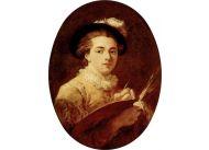 Autoportret Fragonarda z 1760 można obejrzeć we francuskim muzeum perfum w Grasse