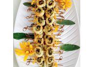 Warsztaty Mead Ladies: ślimaczki z kruchego ciasta z pesto z dzikich roślin jadalnych