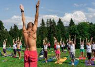 Joga Festiwal. VI Górski Maraton Jogi w Wierchomli coraz bliżej