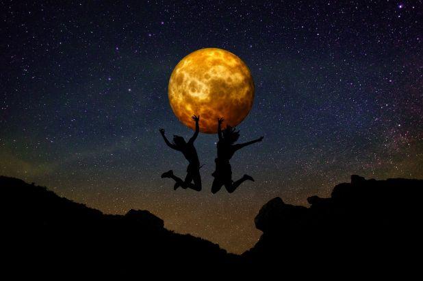 Księżycowy poradnik antystresowy