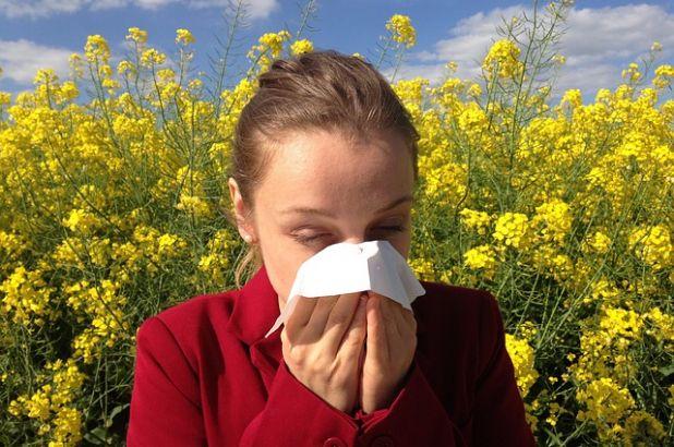 7 naturalnych sposobów na alergię