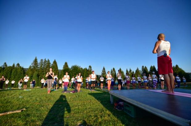 Zapraszamy na Joga Festiwal w Wierchomli!