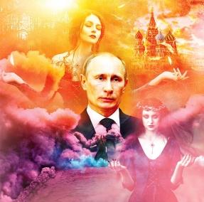 Putinowi pomagają wiedźmy!