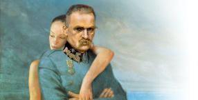 Józef Piłsudski, Eugenia Lewicka