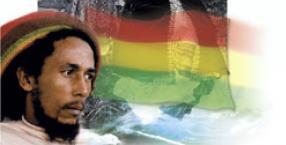 Bob Marley, rastafarianizm, Ras Tafari Makonnen, Hajle Sellasje, marihuana, ganja, I-Tal