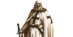 Templariusze, Hugo de Payens, Bractwo Ubogich Rycerzy Chrystusa