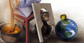 teoria ewolucji, Karol Darwin, biorosół, biozupa