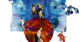 Centaury, planety, planetoidy, Ceres, Pallas, Juno, Westa, astrologia, astrologiczny feminizm, Chiron