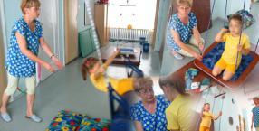 dzieci, dziecko-pacjent, integracja sensoryczna, SI, Jean Ayres, terapie, terapia SI, Bożenna Odowska-Szlachcic