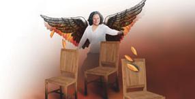 psychoterapia, Joy Manne, dialog z głosem