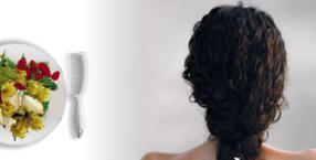 zioła, włosy, jak dbać o włosy, domowe szampony