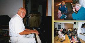 muzykoterapia, terapia muzyką, melodie z apteczki, Maciej Kierył