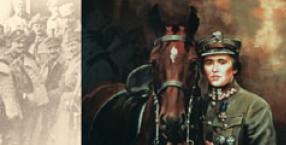 Maria Wittekówna, Polska Organizacja Wojskowa, Lis-Kula, bohater, POW, Powstanie Warszawskie, Armia Krajowa