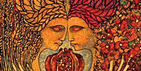 Czarna Madonna, energia wody, nieskończoność, Wenus z Willendorfu