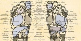 refleksologia, masaż, stopy, medycyna chińska