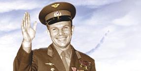 kosmos, Jurij Gagarin, prom Columbia