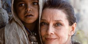 Audrey Hepburn, UNICEF, misje humanitarne, Afryka