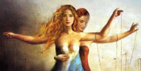 Wszechświat, taniec, Isadora Duncan, medium kosmosu
