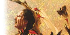 szamanizm, rytuały, obrzędy, Taniec Duchów