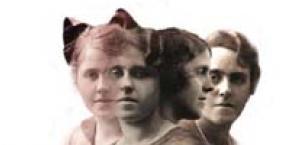fotografia, stare fotografie, zaświaty, Wanda Ejsmond, Józef Kuczyński