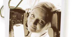 marzenia, spełnianie marzeń, Karolina Wojda, pilotka