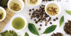 herbaty, herbaty ziołowe