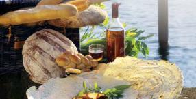 Theofilos Vafidis, kuchnia grecka, Grecja, kuchnia śródziemnomorska