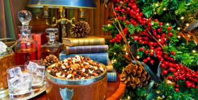 choroba, leczenie, Boże Narodzenie, choinka