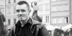 porażenie mózgowe, Piotr Dolny