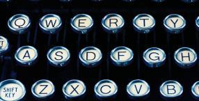 maszyna do pisania,listy czytelników