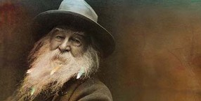 pisarz, Walt Whitman, Źdźbła trawy