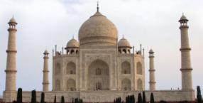 Tadż Mahal – rajska architektura