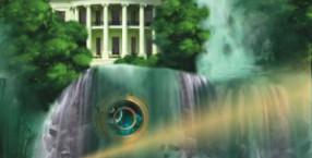 Biały Dom, USA, Stany ZJednoczone, Waszyngton