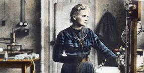 Jerzy Gracz, fizyka, Maria Curie-Skłodowska, Piotr Curie, rad, polon, odkrywca