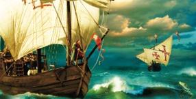 Mauri, odkrycie Ameryki, Magellan, Vasco da Gama, Krzysztof Kolumb