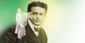 duchy, spirytyzm, Harry Houdini, iluzje, iluzjonista