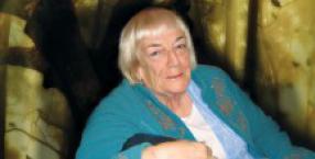 pisarka, Anioł Stróż, Margit Sandemo, Saga o Ludziach Lodu, powieściopisarka