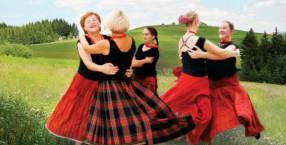 tradycja, taniec, Monika Dudek, taniec ludowy, etno rytmy