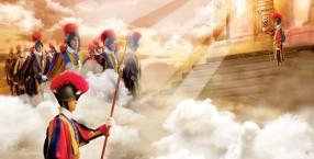 armia, Watykan, żołnierze