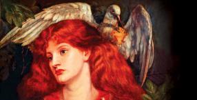 Święty Graal, Dante Gabriel Rossetti, Dan Brown, Jezus Chrystus,