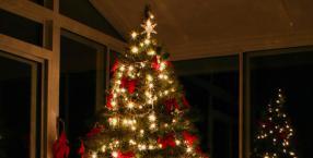 prezenty, Boże Narodzenie, święta, choinka
