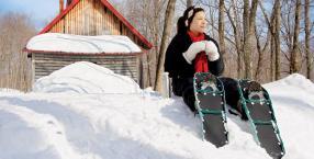 Zdrowy urlop zimowy