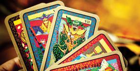 wróżenie, tarot, karty tarota, karty, Aleksandra Jaśniak