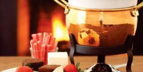 magiczna kuchnia, fondue, sery, Alpy