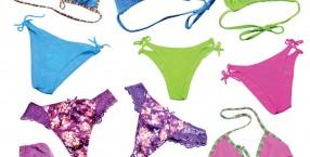 wakacje, wynalazki, Louis Reard, bikini, skandale, Brigitte Bardot