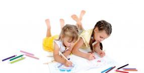 dzieci, przyszłość, rysunki, znaczenie rysunków