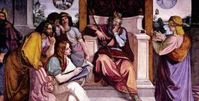 Józef, Biblia, pieniądze, bogactwo, Daniel, opowieści biblijne, Hiob, Debora, Łazarz
