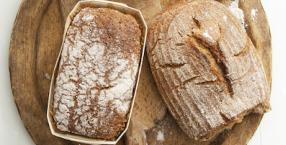 chleb, domowy chleb, domowe pieczywo